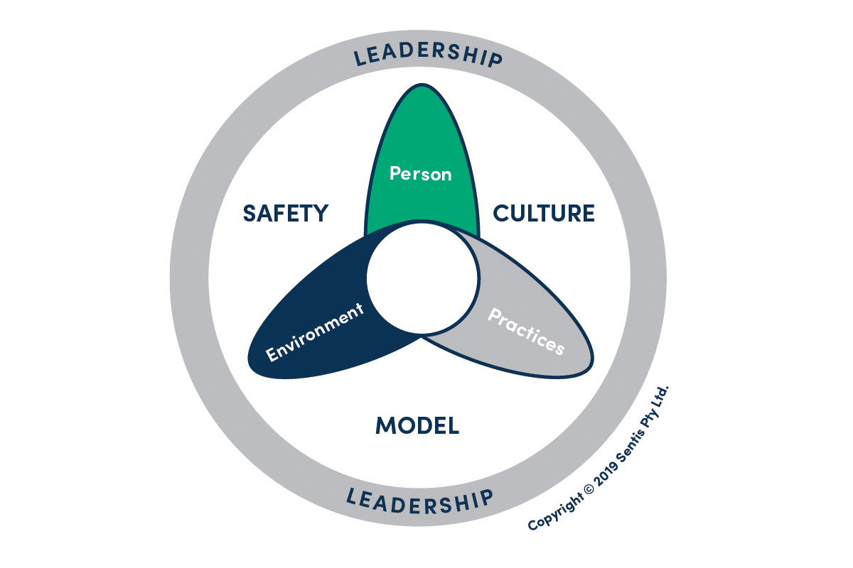 Safety Culture Model web